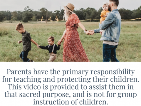 Parents have the primary responsibility